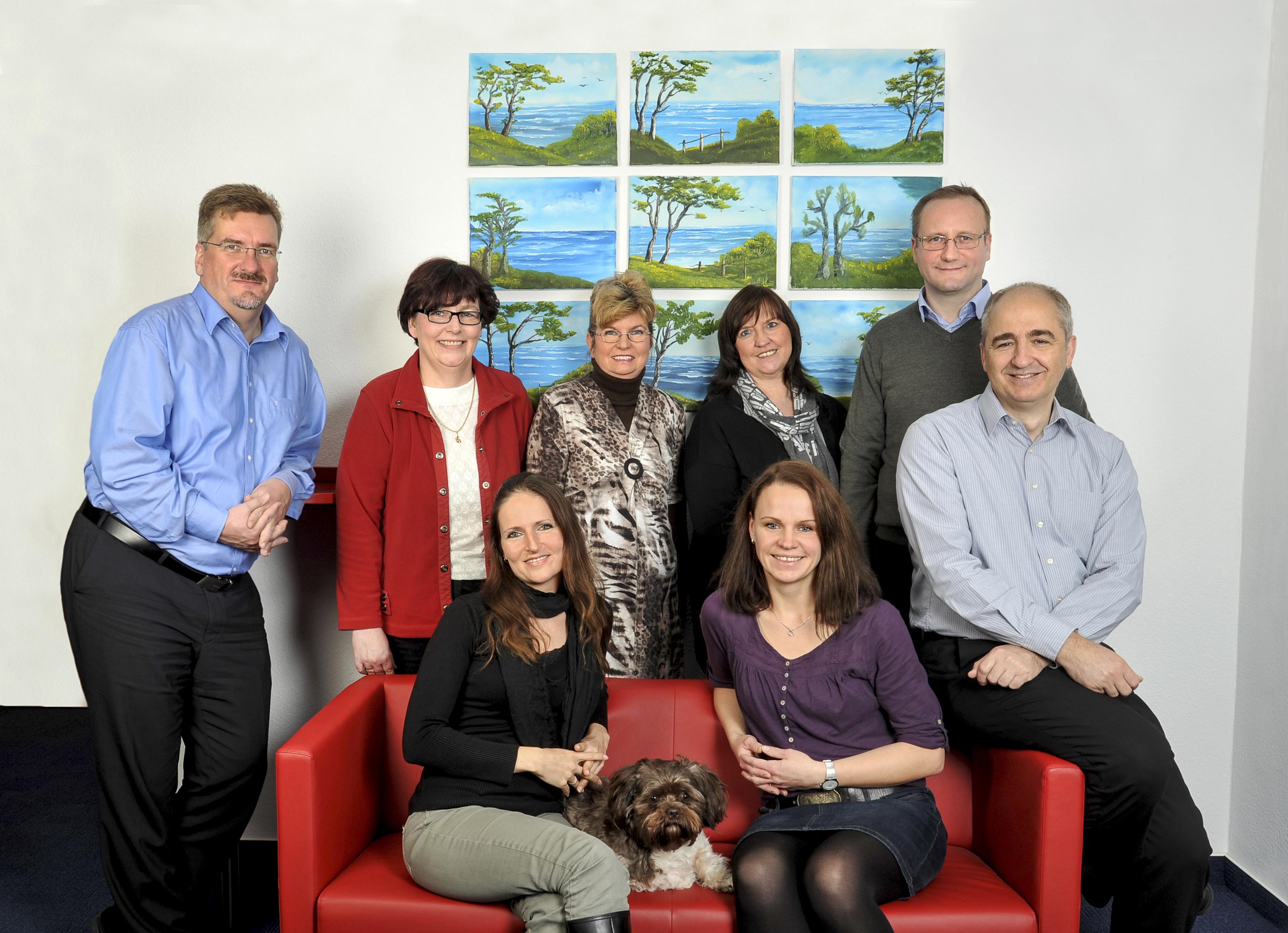 Team Rechtsanwalt und Steuerberater